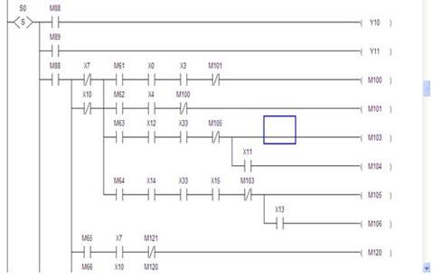 3 控制方案   产品选择主要选用台达dvp60es00r2 dvp24xp00