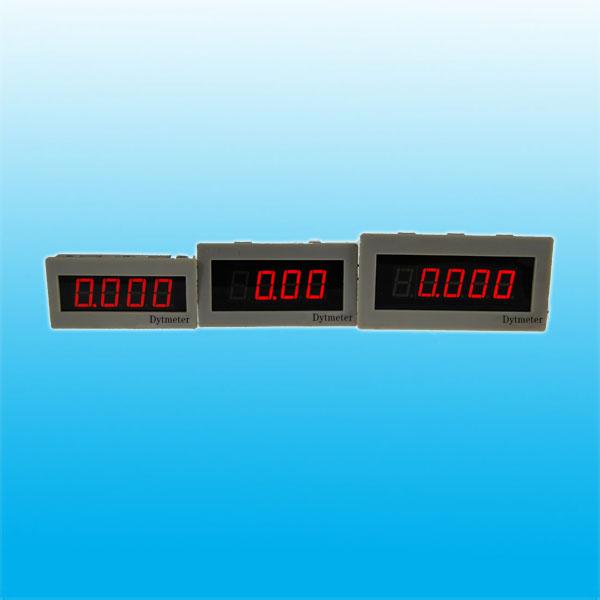 带上限报警面板表 DM3A-DV20 DM3A-DV200 DM3A-DV2