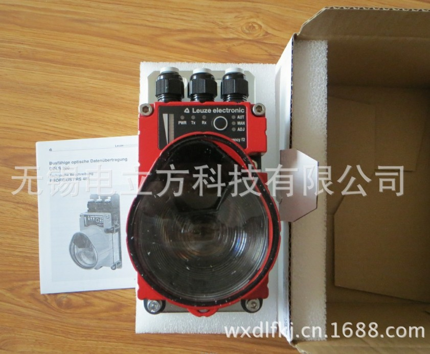 劳易测LEUZE光通讯DDLS 200/120.1-10
