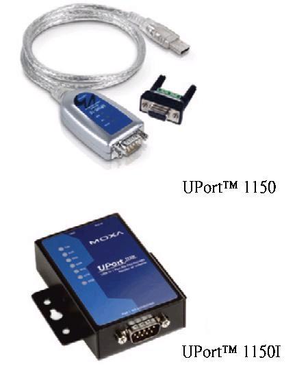 UPort 1150I总代理MOXA USB扩展串口