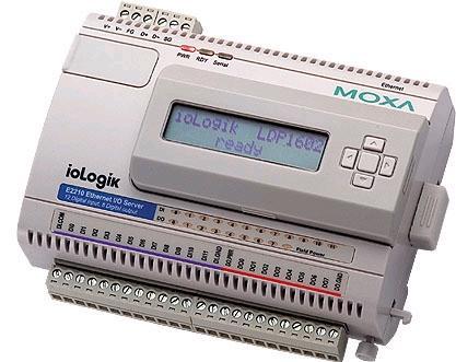 ioLogik E2210总代理 MOXA 智能I/O