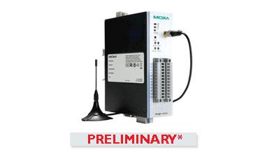 ioLogik W5340总代理 MOXA GPRS I/O