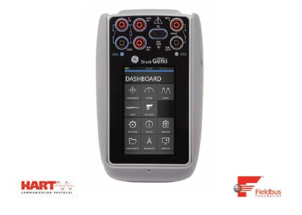 GE检测控制技术DPI 620 Genii系列先进模块化校验仪