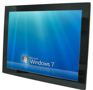 艾讯宏达全平面面板触摸屏工业平板电脑SPAD6315