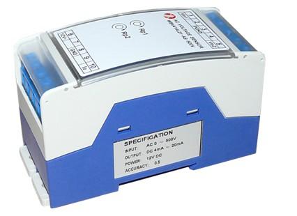 维博电子防护型WBV414H25交流电压传感器