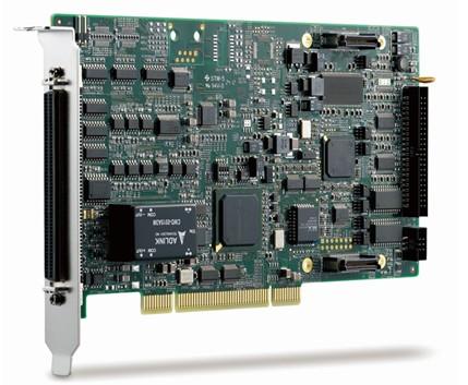 凌华科技四轴与八轴高级运动控制卡PCI-8254/8258