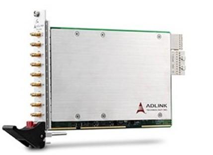 高速8通道100 MS/s 14位 PXIe数字化仪PXIe-9848