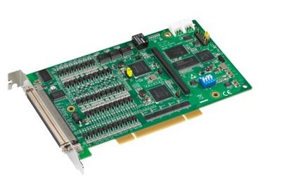 研华4轴通用脉冲型步进/伺服电机运动控制卡PCI-1245