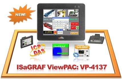 泓格VP-4137 ViewPAC可编程自动化控制器