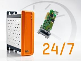 集成UPS的贝加莱工控机APC 910--智能电力终断与波动保护