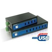 工业USB转换器MOXA UPort 407-T安徽总代理