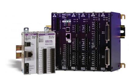 美国DELTA RMC70,RMC150/151电液伺服运动控制器