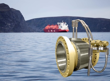艾默生Daniel 3818型液化天然气超声波流量计