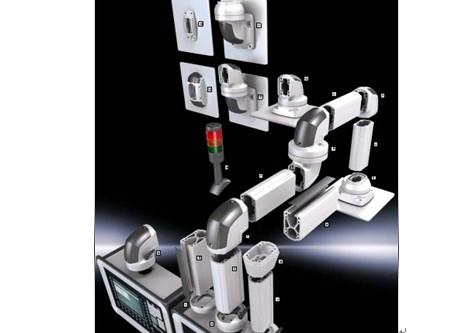 威图新型支撑臂系统New CP 60/120/180 System