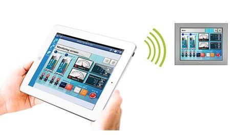 Pro-face移动终端远程监控软件Remote HMI