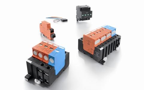 魏德米勒VPU系列电涌保护器