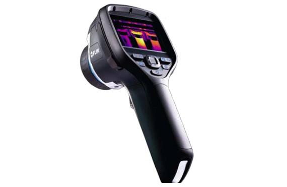 Flir(前视)E-电气及工业用红外热像仪