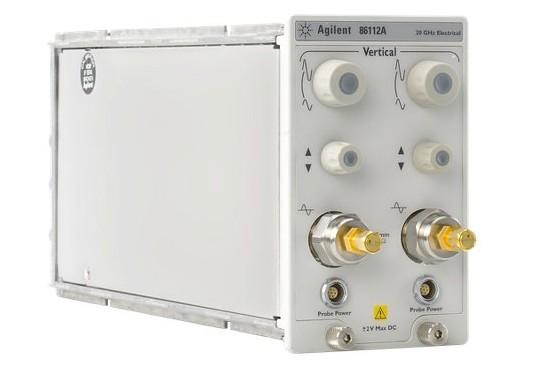 Agilent 86112A 20 GHz双通道电模块