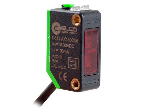 OS12-AK系列经济型背景抑制光电传感器