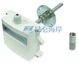 昆仑海岸抗风型工业级温湿度变送器(温湿度传感器)JWSK-6系列