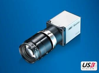堡盟带USB 3.0接口的VisiLine相机