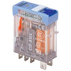 宜科IRC系列接口型继电器