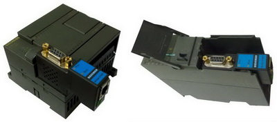 用于西门子S7200/S7300的以太网通讯模块BCNet-S7