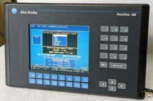 美国原装Allen-Bradly触摸屏2711P-B7C4D1