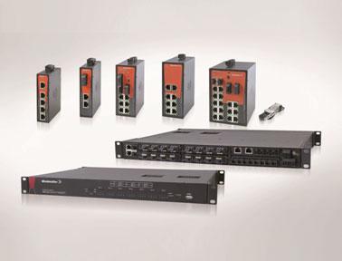 魏德米勒IEMS3000千兆模组化三层管理型交换机
