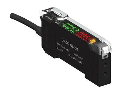 邦纳DF-G2系列业界最快响应速度的双数显光纤放大器
