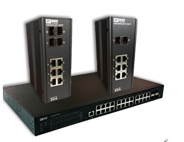 吉诺科技GSEE GIE5000系列网管型工业以太网交换机