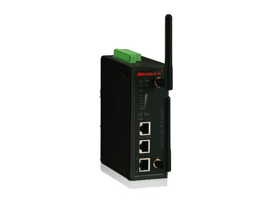 兆越通讯WT-3006  4FE+1G千兆工业级双射频无线AP
