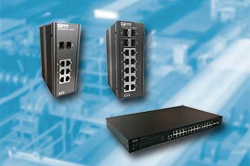 GSEE GIE5000系列 网管型交换机
