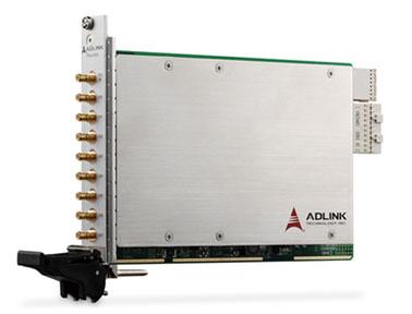 凌华PXIe-9529:8通道24位高分辨率动态信号采集模块