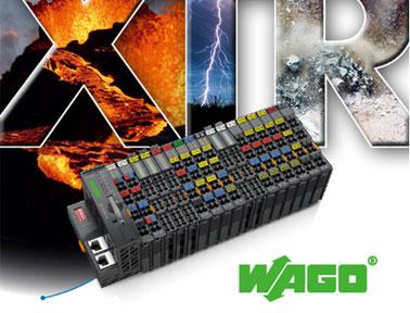 WAGO-I/O-SYSTEM 750 XTR 系列