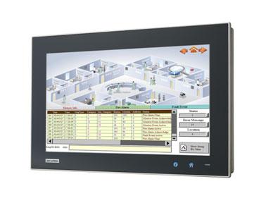 研华多点触控工业平板电脑TPC-1581WP