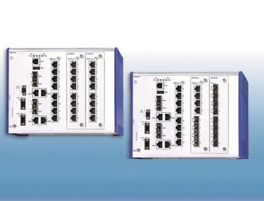 百通赫思曼RSPE系列工业以太网交换机