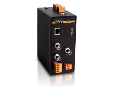 东土科技IEEE1588到IRIG-B时钟转换器PTC1000
