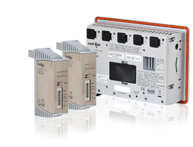 红狮GraphiteTMHMI系列CAN和J1939插入式通信模块