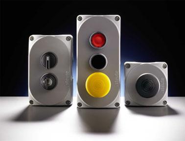 世德电子无线控制按钮盒