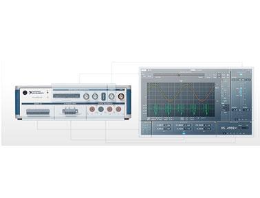 NI VirtualBench多功能一体式仪器