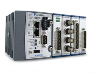 NI CompactRIO 嵌入式系统