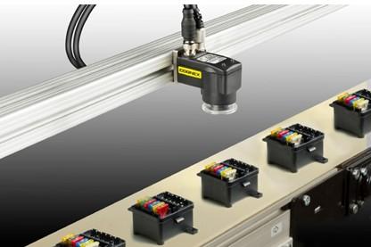 康耐视Checker 4G7C彩色视觉传感器