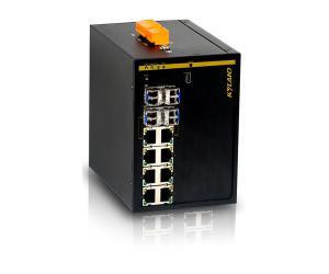 千兆环网交换机SICOM3010G-2GX/GE-6GE销售