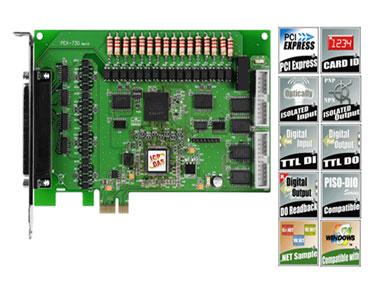 泓格科技PEX-730板卡