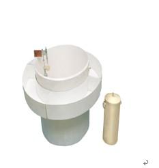 水面蒸发器-- E601B型水面蒸发器--人工观测蒸发器