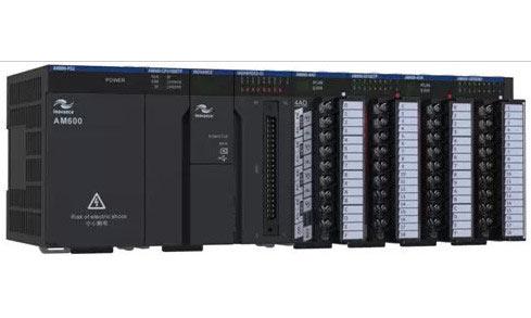 汇川技术AM600系列中型PLC