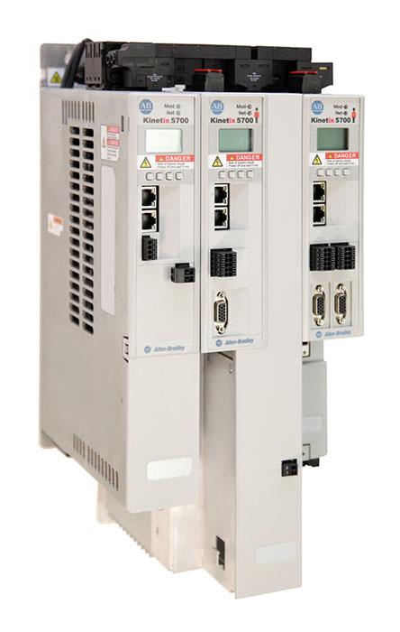 罗克韦尔自动化Kinetix 5700伺服驱动器