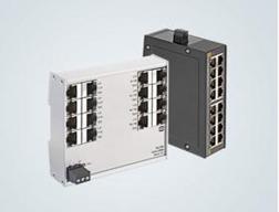浩亭Ha-VIS eCon交换机:16端口,结构紧凑