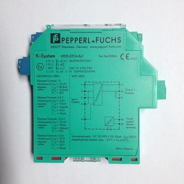 德国P+F安全栅KFD2-STC4-EX1